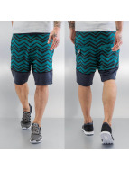 Just Rhyse Shorts Zick turquoise