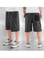 Just Rhyse shorts PU zwart