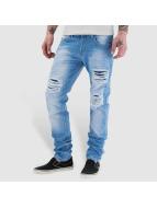 Just Rhyse Skinny jeans Star blauw