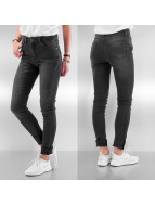 Just Rhyse Skinny Jeans High Waist grau