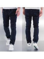 Just Rhyse Skinny jeans Slim zwart