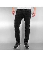 Just Rhyse Skinny jeans Rydel zwart