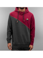 Slater Hoody Black/Red...
