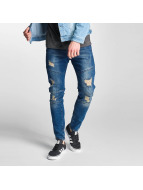 Just Rhyse Holbox Slim Fit Jeans Blue