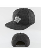 Just Rhyse Snapback Hawaiian šedá