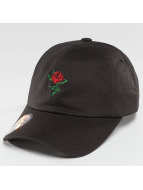 Just Rhyse Snapback Cap Rose black