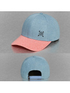 Just Rhyse Snapback Cap Two Tone blau