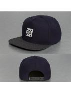 Just Rhyse Snapback Cap Logo blue