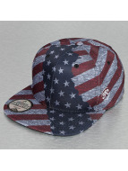 Just Rhyse Snapback Cap America bunt
