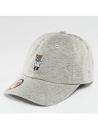 Just Rhyse Snapback Cap Cat grau