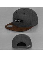 Just Rhyse Snapback Cap Wool grey