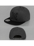 Just Rhyse Snapback Cap Wien grey
