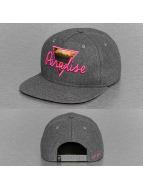 Just Rhyse Snapback Cap Paradise grigio