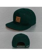 Just Rhyse snapback cap Logo groen