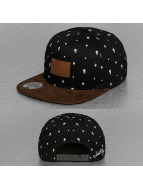 Just Rhyse Snapback Cap The Company nero