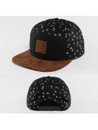 Just Rhyse Snapback Cap Happy Trees nero
