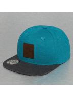 Just Rhyse Snapback Cap Palma turquoise