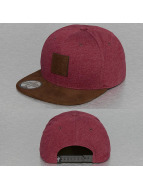 Just Rhyse Snapback Caps Hamburg czerwony