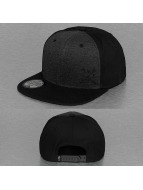Just Rhyse Snapback Caps Olen musta