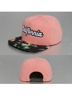 Just Rhyse Snapback Caps California rosa