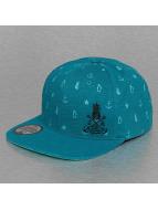 Just Rhyse Snapback Caps Ocean sininen
