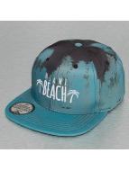 Just Rhyse Snapback Caps Miami Beach sininen