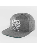 Just Rhyse Snapback Fairhaven gris