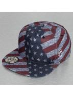 Just Rhyse Snapback America multicolore