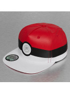 Just Rhyse Snapback Fairhaven rouge