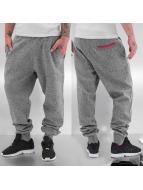Just Rhyse Speckle Sweat Pants Grey Melange
