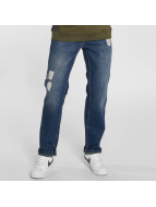 Just Rhyse Straight Fit Jeans Mattia blå