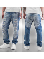 Just Rhyse Straight fit jeans Tyrees blauw