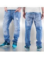 Just Rhyse Straight fit jeans Chuck blauw