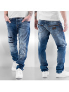 Just Rhyse Straight fit jeans Sjard blauw