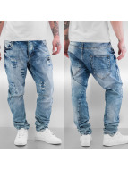 Just Rhyse Straight fit jeans Kult blauw