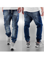 Just Rhyse Straight fit jeans Cool blauw