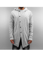 Just Rhyse Strickjacke Era grau