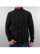 Just Rhyse Strickjacke Heroes schwarz