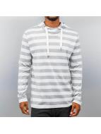 Stripes Hoody White/Grey...