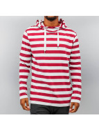 Stripes Hoody White/Red...