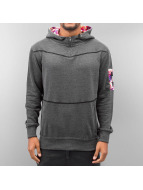 Just Rhyse Sudadera Logic negro