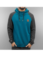 Just Rhyse Sweat à capuche Hoody bleu