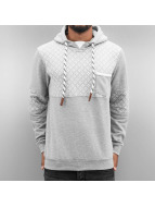 Just Rhyse Sweat à capuche Hearts gris