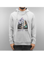 Just Rhyse Sweat à capuche Hoody gris