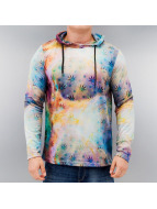 Just Rhyse Sweat à capuche Hemp Vs Galaxy multicolore