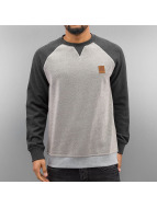Just Rhyse Sweat & Pull Mr. Raglan gris