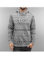 Just Rhyse Sweat capuche Casmilla gris