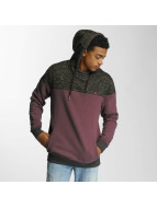 Just Rhyse Sweat capuche Capetown pourpre