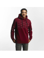 Just Rhyse Sweat capuche Thane rouge
