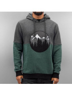 Just Rhyse Sweat capuche Mountain vert